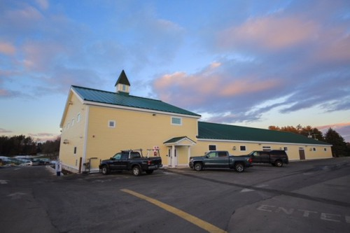 Nashua Curling Center