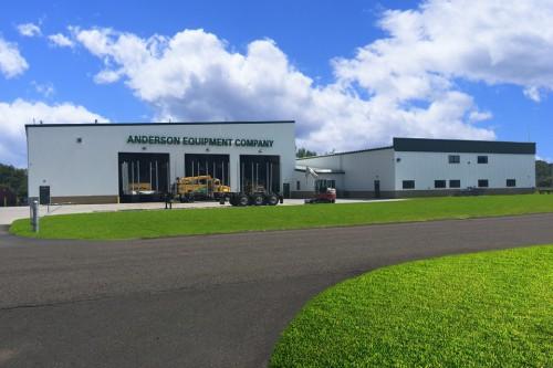 Anderson Equipment Maine