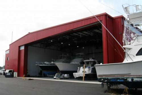 MacDougalls' Marine & Service Facility