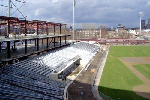 Fisher Cats AA Baseball Stadium