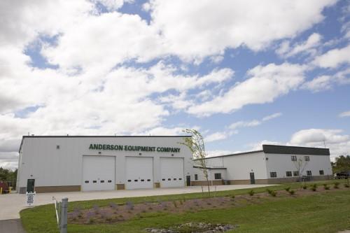 Anderson Equipment – Gorham, Maine