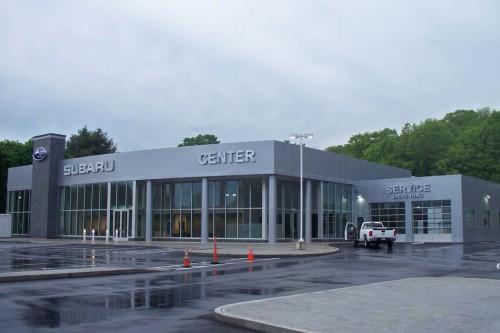Center Subaru