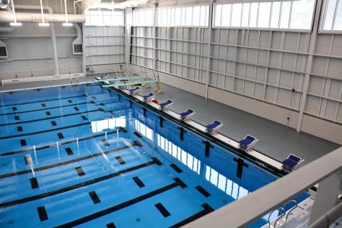 Wellesley Sports Center