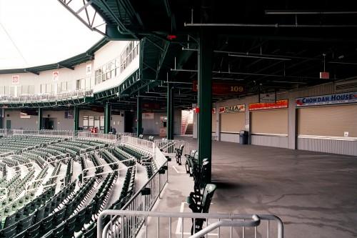 Fisher Cats AA Baseball Stadium